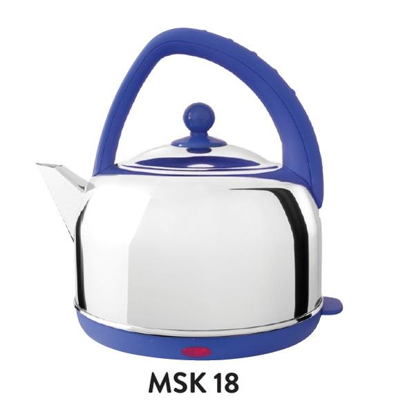 Stainless Steel Electric Kettle MSK 18