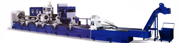 BTA Deep Hole Drilling Machine