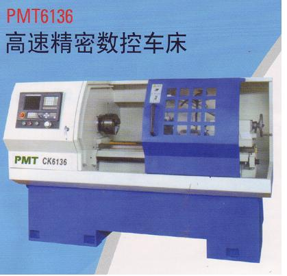 CNC LATHE MACHINE PMT6136