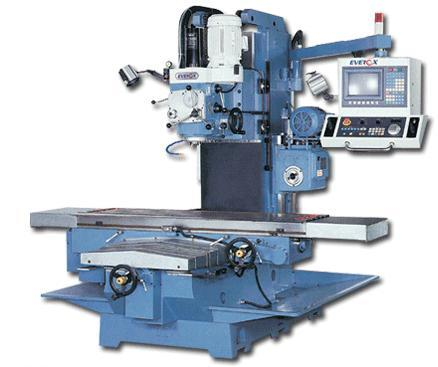 Heavy Duty CNC Milling Machine EMB-1360 X-H