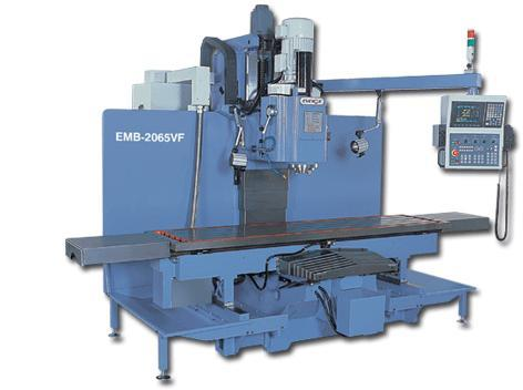 Heavy Duty CNC Milling Machine EMB-2065VF