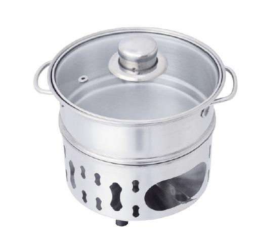 18Cm Mini Pot with Burner