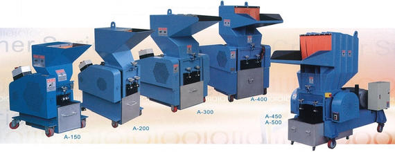 A Series Granulator (Made in Taiwan)