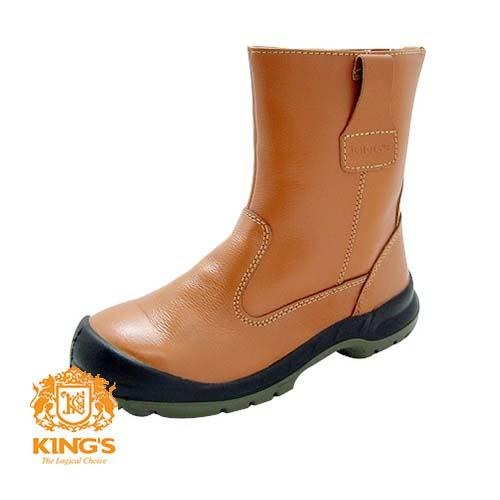 KING'S -  SAFETY SHOE (KWD 805C) ORANGE