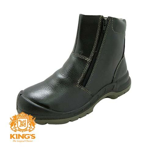KING'S - SAFETY SHOE (KWD 806) BLACK