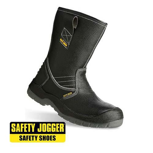 SAFETY JOGGER - Best Boot (S96 9902-BK) Black