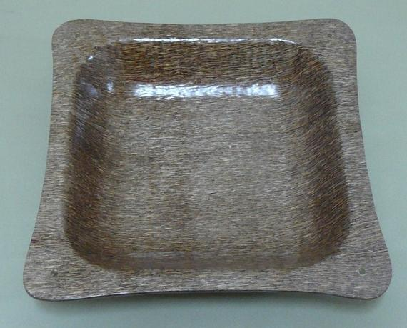 0098 Square Fruit Bowl