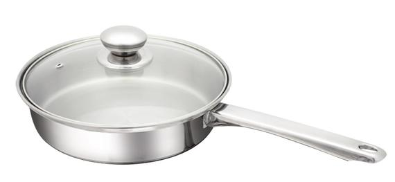 Frypan (with Glass Lid)