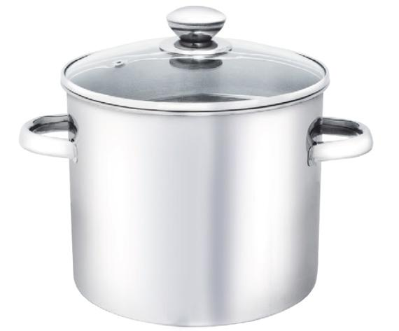 Stockpot (with Glass Lid)