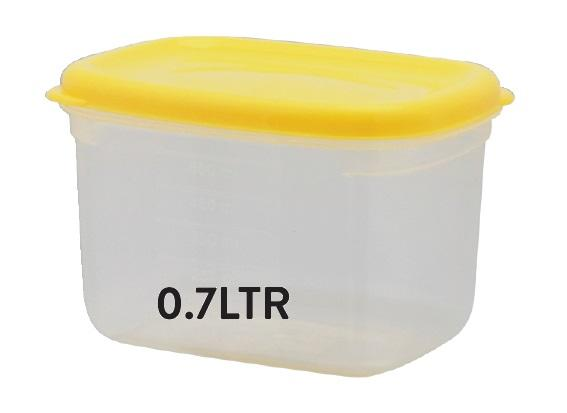 Fresh Air Tight Food Container 0.7LTR