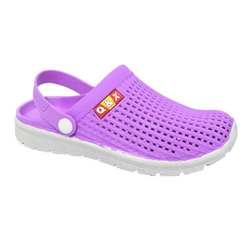 PVC Women Slipper (P 2580-PR) Purple