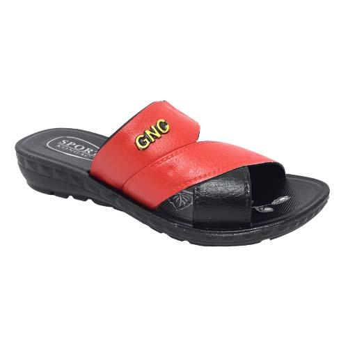 PVC Women Slipper (P 1735-R) Red