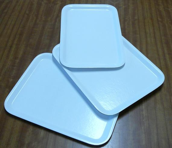 1001 Rectangular Tray
