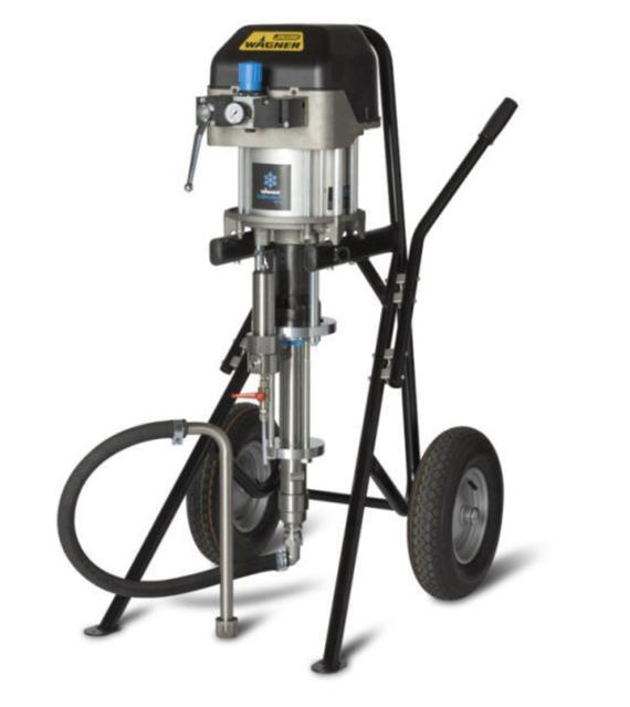 Protective Coatings Pump – Airless Spraypack