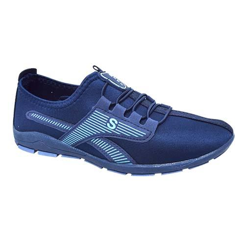 Ladies - Azer Sport Shoe (S 413-NY/BLUE) NAVY BLUE