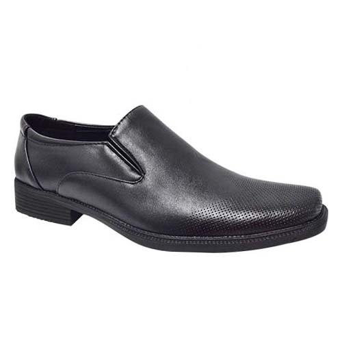 NEWMEN - Men Executive Shoe (MS 8097-BK) Black