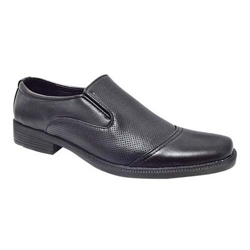 NEWMEN - Men Executive Shoe (MS 8098-BK) Black