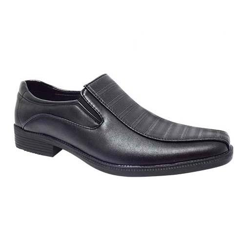 NEWMEN - Men Executive Shoe (MS 8103) Black