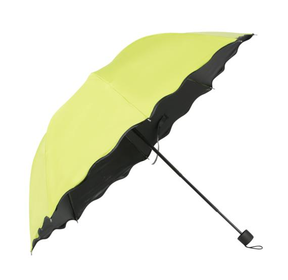 Color Changing Sun Protection Umbrella 21""