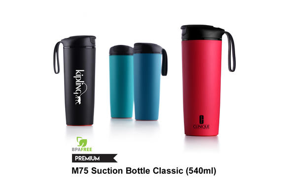 M75 Suction Bottle Classic