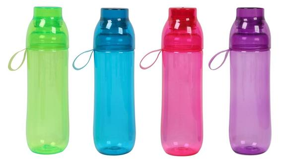M114 PC Bottle with Cup