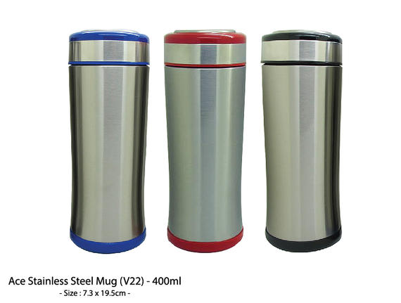 Ace Stainless Steel Mug