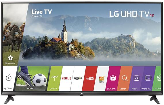 LG SMART  UHD LED TV