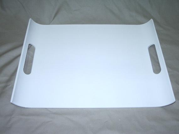 1191H~11193H U Shape Handy Tray with handle(White)