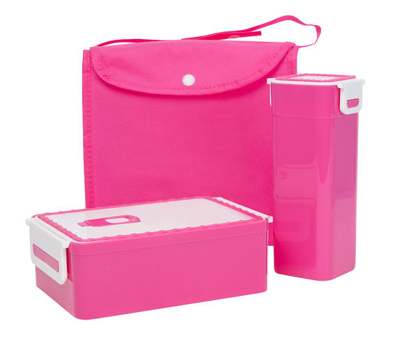 HS6200 Lunch Box & Tumbler Set