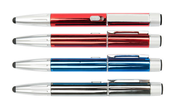 PS01710 - 5 In 1 Multifunction Metal Pen