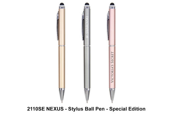 2110SE NEXUS - Stylus Ball Pen - Special Edition