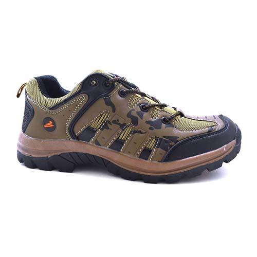 AZER - Men Hiking Shoe (S 989) Brown
