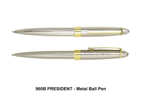 PRESIDENT - Metal Ball Pen