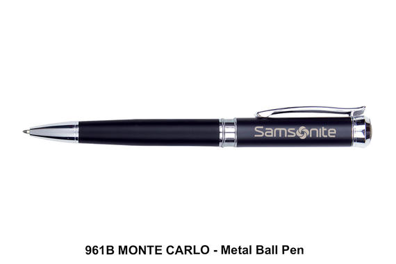 MONTE CARLO - Metal Ball Pen