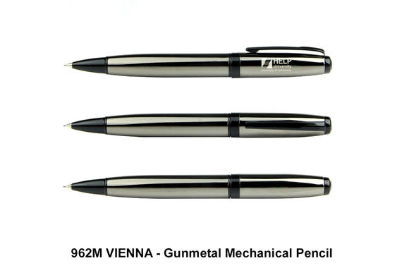VIENNA - Gunmetal Mechanical Pencil