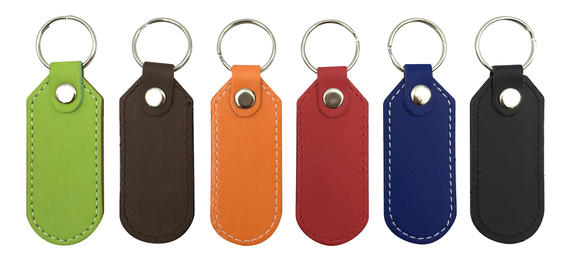 PU Leather Key Holder (KS-107)