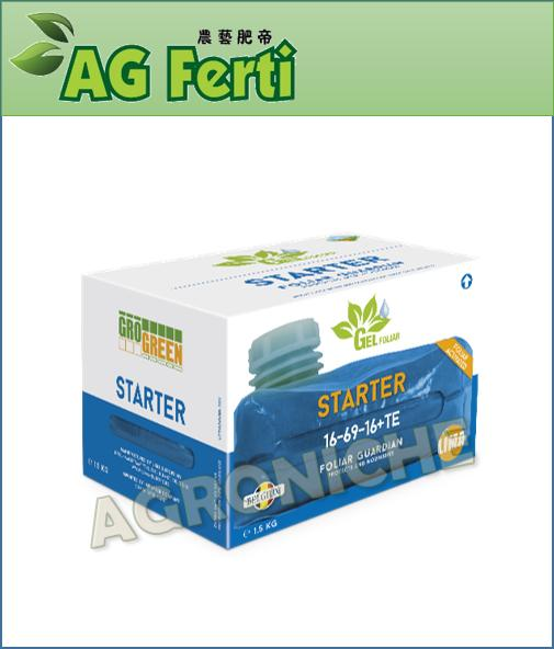 Grogreen Gel Fertilizer - Starter