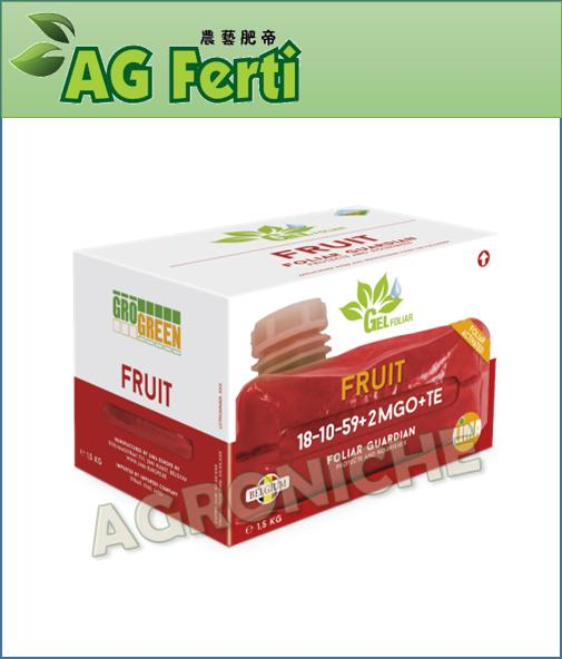 Grogreen Gel Fertilizer - Fruit