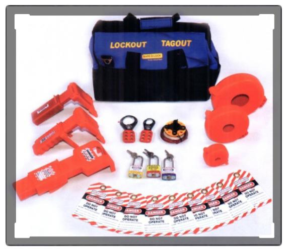 Valve Lockout Kits-V- VLK