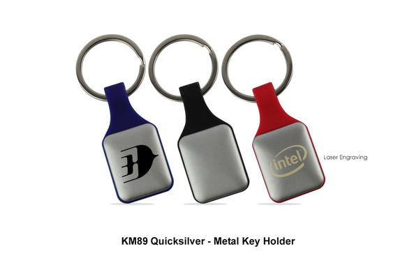 KM89 -  Quicksilver- Metal Key Holder