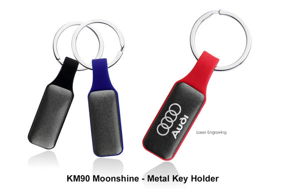 KM90 - Moonshine-Metal Key Holder
