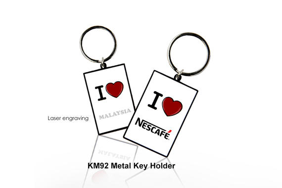 KM92 -  	Metal Key Holder
