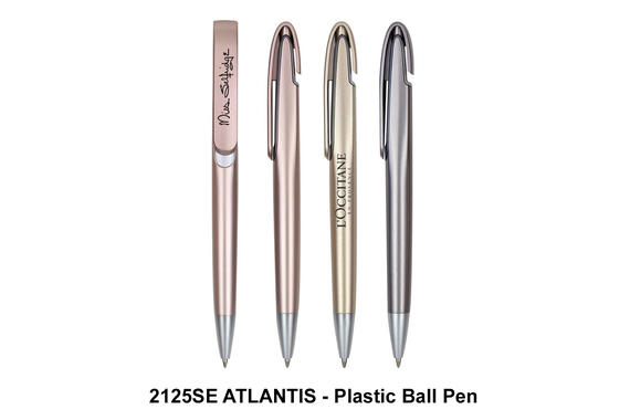 2125SE ATLANTIS - Plastic Ball Pen