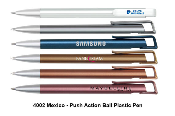 MEXICO - Plastic Ball Pen