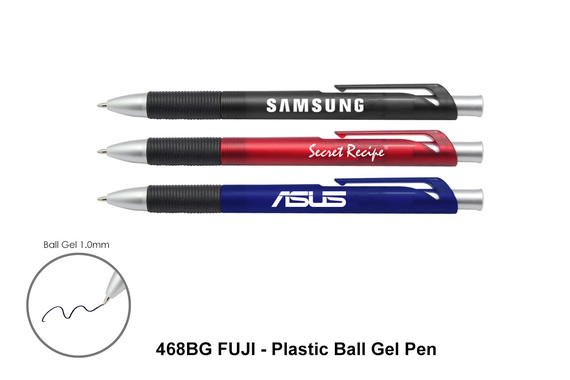FUJI - Ball Gel Pen (Black Ink)