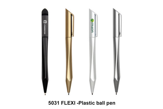FLEXI - Plastic Ball Pen