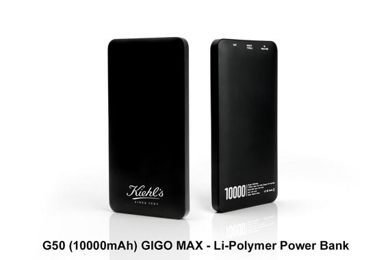 G50 GIGO MAX Li Polymer Power Bank