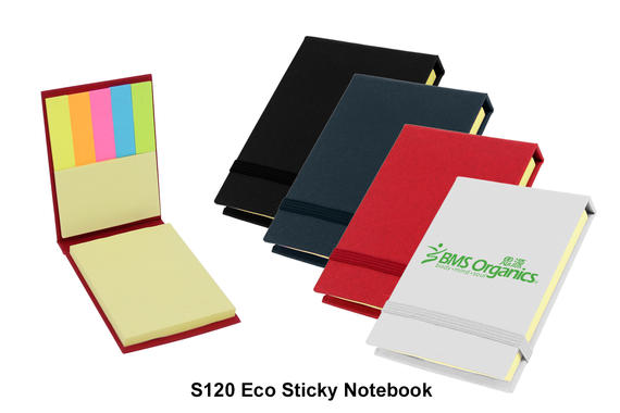 S120  Eco Notepad