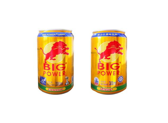 BIG POWER Energy Drink 300ml