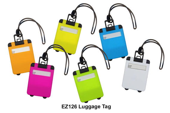 EZ126 Luggage Tag